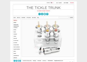 thetickletrunk.com