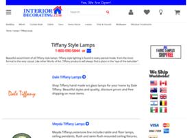 thetiffanylampstore.com