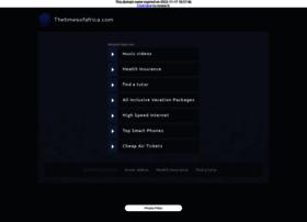 thetimesofafrica.com