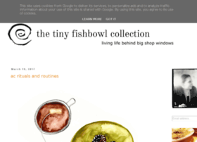 thetinyfishbowlcollection.blogspot.nl