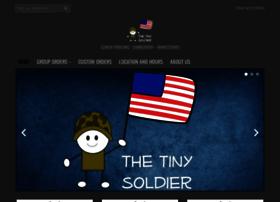 thetinysoldier.com