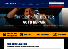 thetirechoice.com