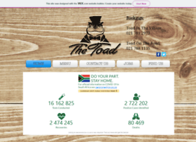 thetoad.co.za