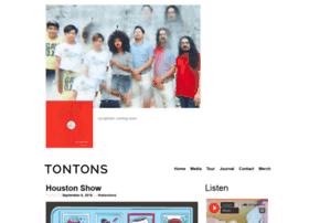 thetontons.com