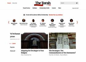 thetorah.com