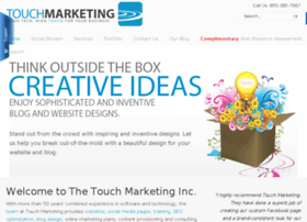 thetouchmarketing.com