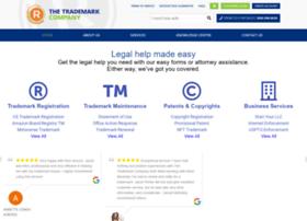 thetrademarkcompany.com