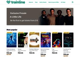 thetrainline.entstix.com
