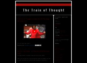 thetrainofthought.com
