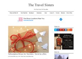 thetravelsisters.boardingarea.com