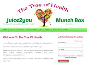 thetreeofhealth.com
