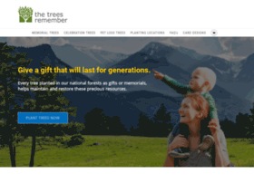 thetreesremember.com