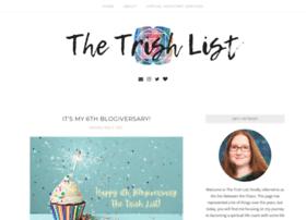 thetrishlist.blogspot.com