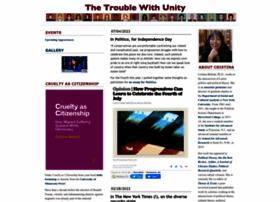 thetroublewithunity.com