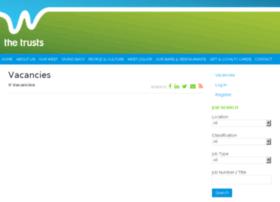 thetrusts.careercentre.net.nz