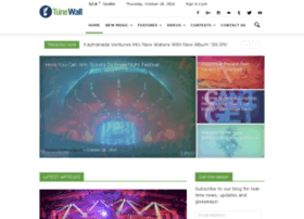 thetunewall.com