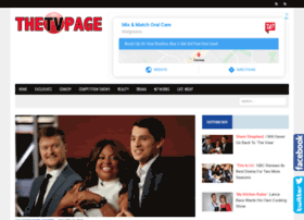 thetvpage.com