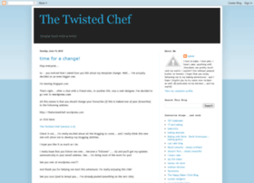 thetwistedchef.blogspot.com