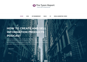 thetysonreport.com
