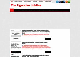 theugandanjobline.com