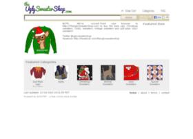 theuglysweatershop.ecrater.com