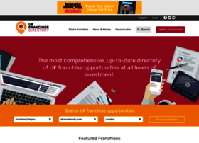 theukfranchisedirectory.net
