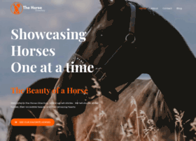 theukhorsedirectory.co.uk