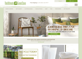 theultimategreenstore.com