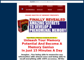 theultimatememorycourse.com