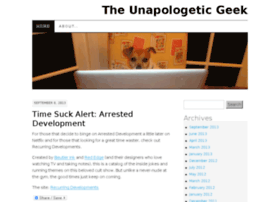 theunapologeticgeek.com