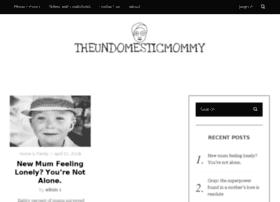 theundomesticmommy.com
