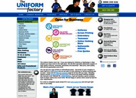 theuniformfactory.co.nz