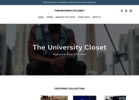 theuniversitycloset.com