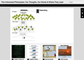 theunlicensedphilosopher.com