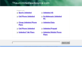 theunlimitedleadsource.com