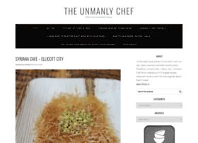 theunmanlychef.com