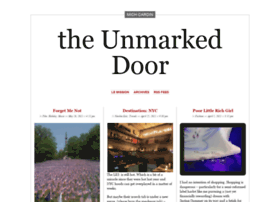 theunmarkeddoor.wordpress.com