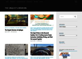 theunquietlibrarian.wordpress.com