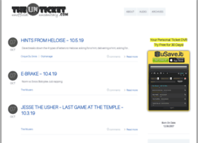 theunticket.com