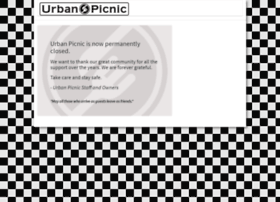 theurbanpicnic.com