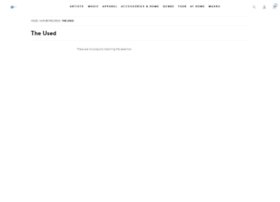 theused.warnerbrosrecords.com