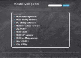 theutilityblog.com