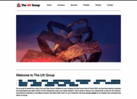 theuxgroup.com