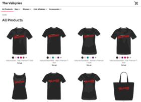 thevalkyries.spreadshirt.com