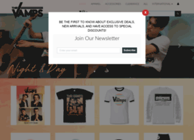 thevampsofficialmerch.com