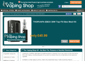 thevapingshop.co.uk