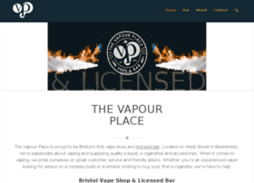 thevapourplace.co.uk
