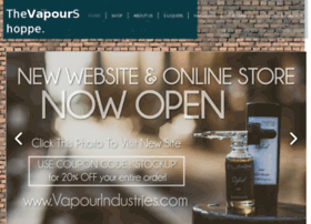 thevapourshoppe.com