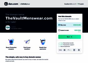 thevaultmenswear.com