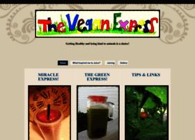 theveganexpress.com